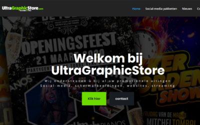 Werken aan de nieuwe website